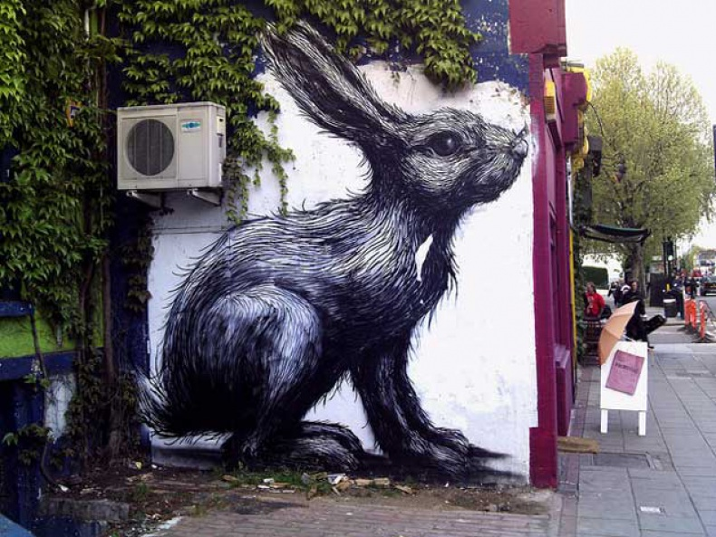 Save the Hackney Road Rabbit