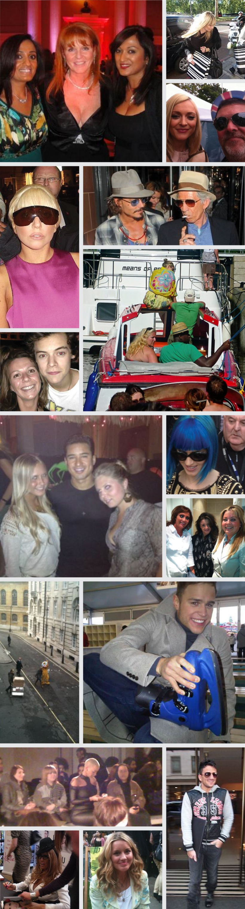 JustSpotted.com: Celebrity Sightings from around the world ...