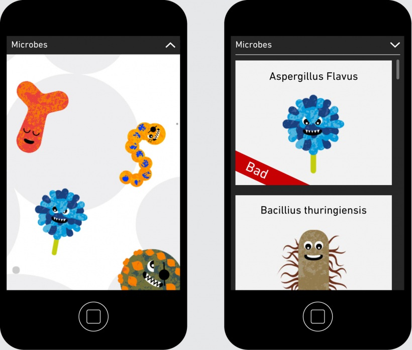 microbes interactive